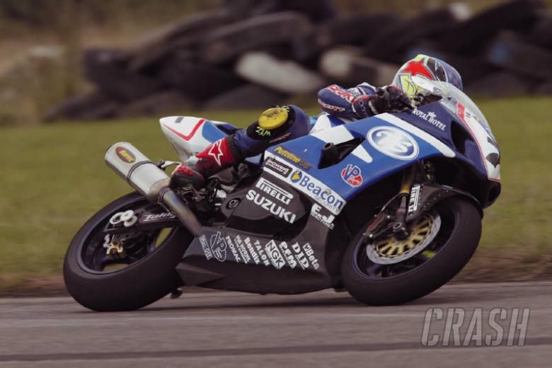 TAS Suzuki announces Supersport assault.