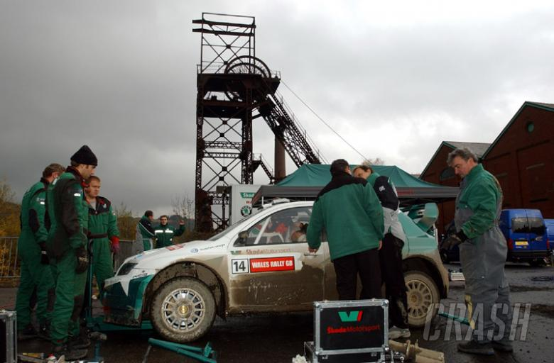 Rally GB threat - have your say... the response.