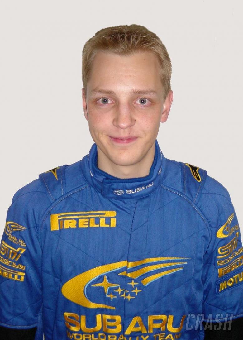 Official: Subaru signs Hirvonen.