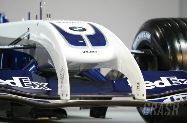 Ferrari to examine Williams' tusk nose design.