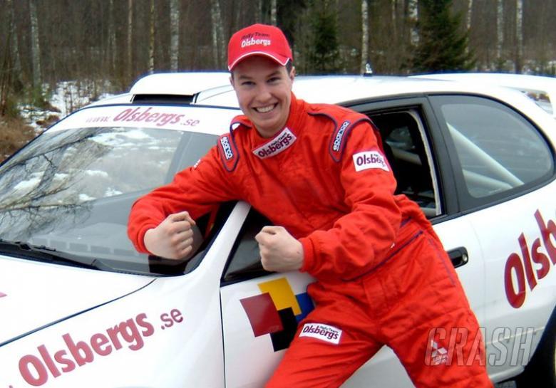 Johansson has new 'Focus' for Swedish Rally.