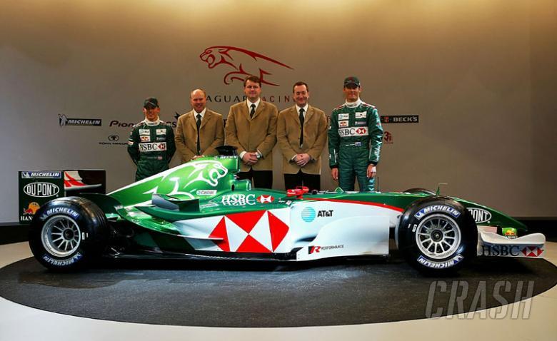 Q&A: Dr Ian Pocock (Jaguar Racing).