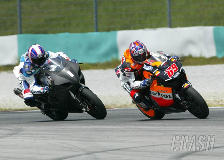 Hayden: Mladin could make it in MotoGP.