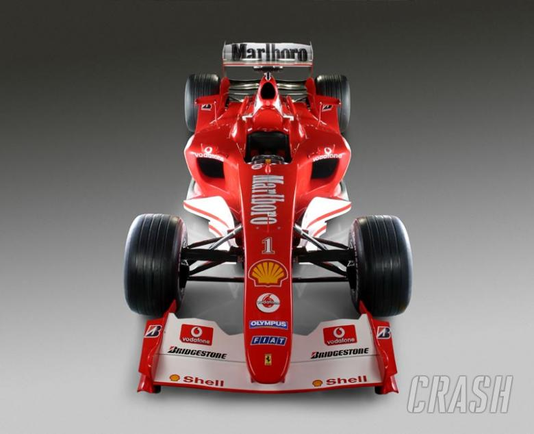 Schumi 'happy' following track debut of new F2004.