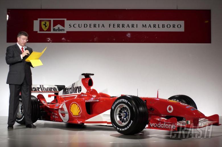 Brawn: The best Ferrari we have produced - so far!