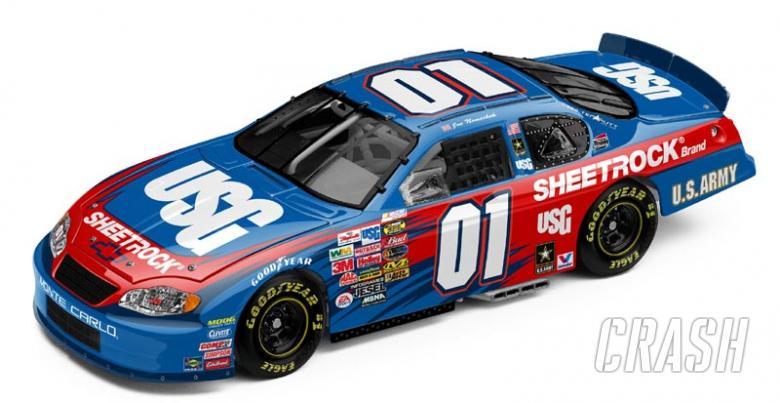 NASCAR: USG to sponsor Chicagoland race. | News | Crash