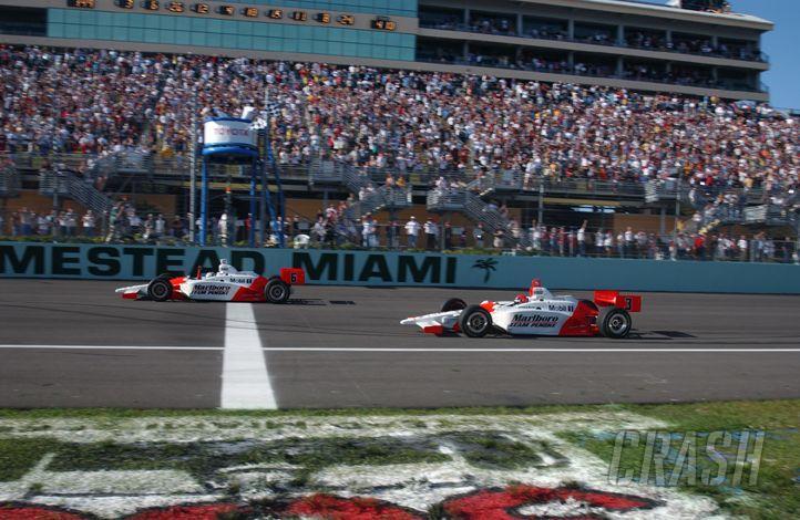 Penske out to halt Honda dominance.
