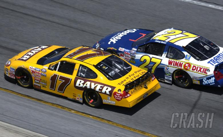 Sauter to make Cup return with RCR at RIR.