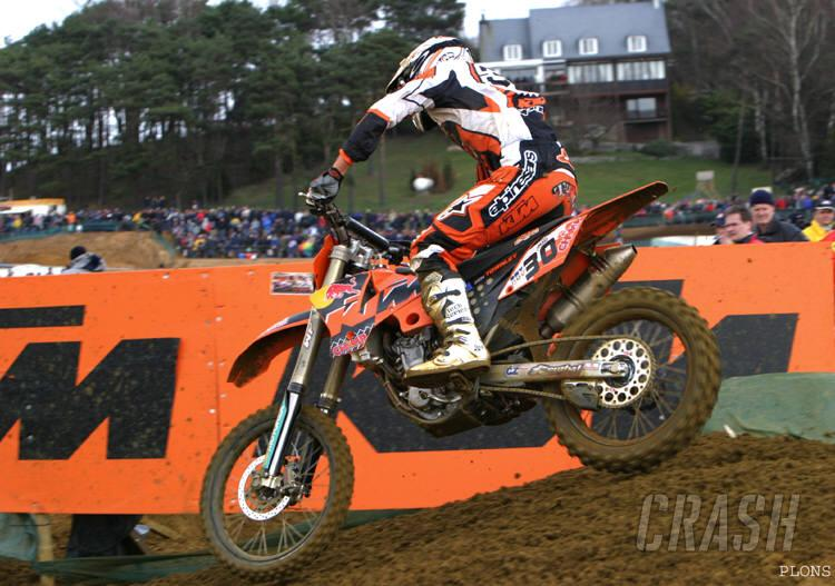 Everts, Townley double up at Benelux.