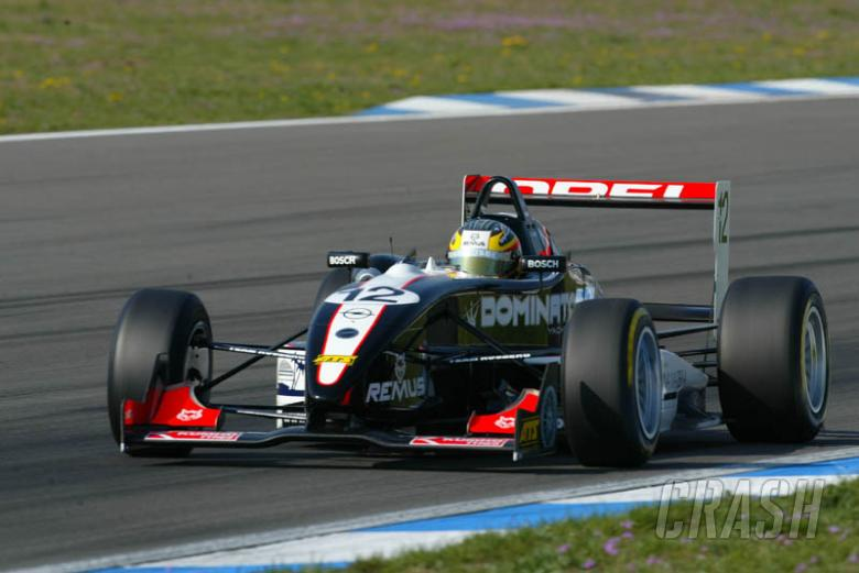 Carlin signs Zuber for WS, appoints new team boss.
