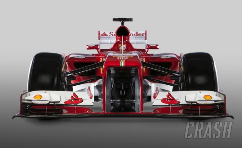Evolution and revision for Ferrari F138