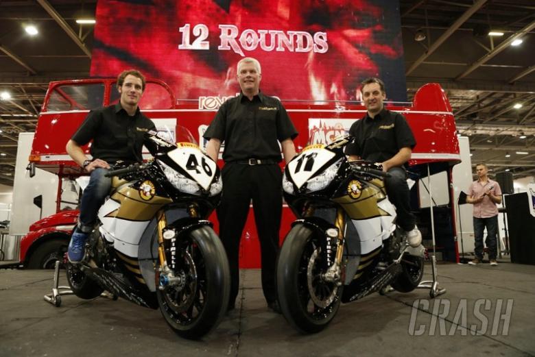 Bridewell, Rutter to ride Bathams Honda