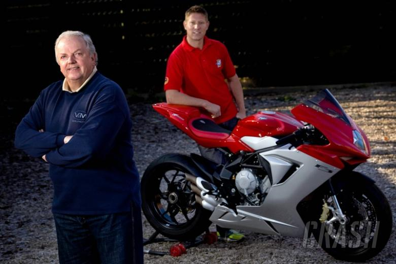 NW200: Johnson makes most of MV Agusta debut