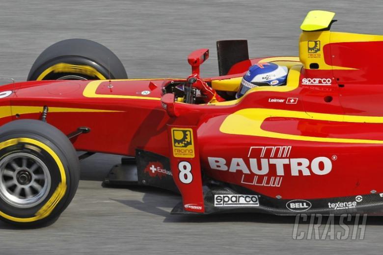 GP2 Bahrain 2013: Friday practice times