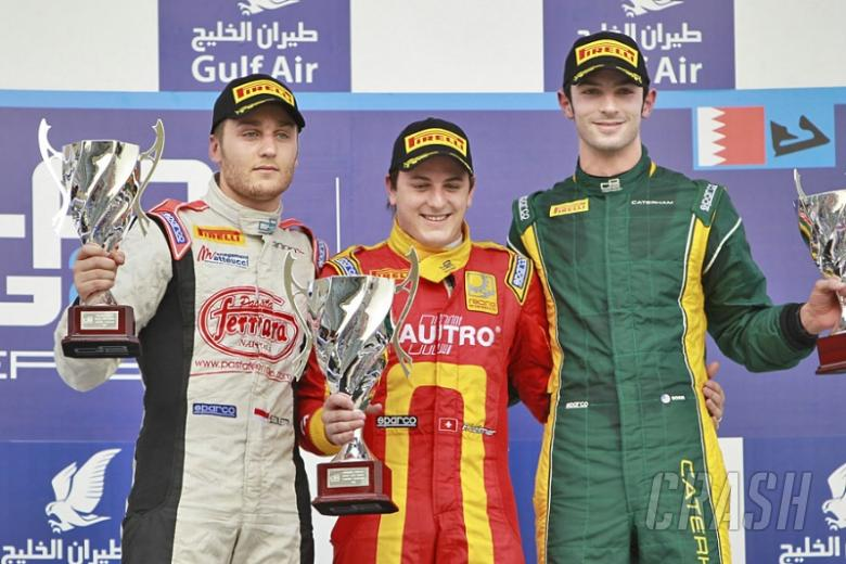 GP2 Bahrain 2013: Leimer fends off Coletti for second win of the year