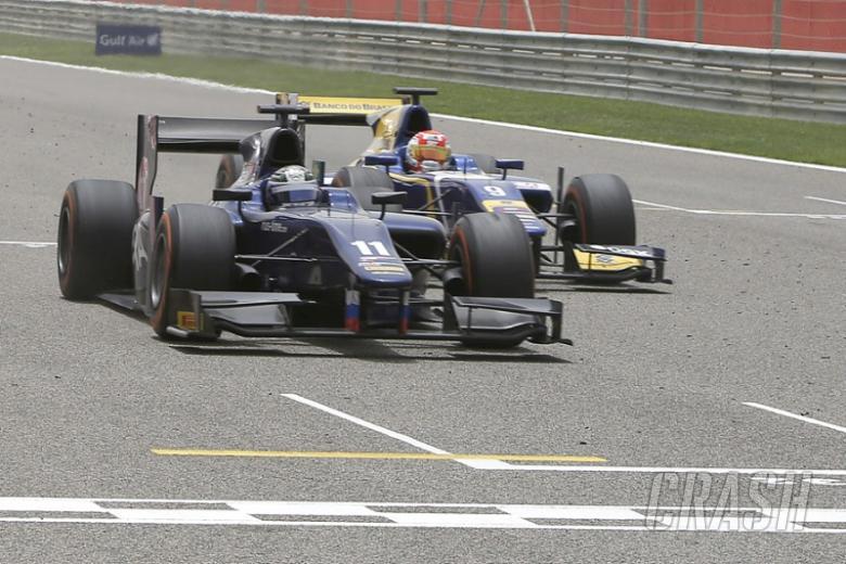 GP2 Bahrain 2013: Bird flies to sprint victory in Sakhir