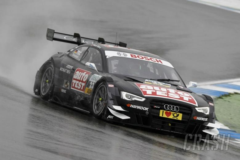 DTM Hockenheim 2013: Pole position is an incredible feeling, says Scheider
