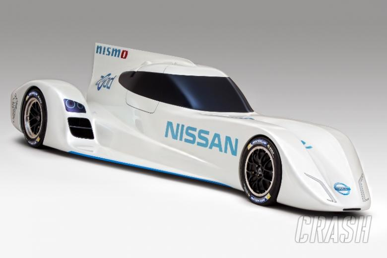 Nissan ZEOD RC nearing track debut