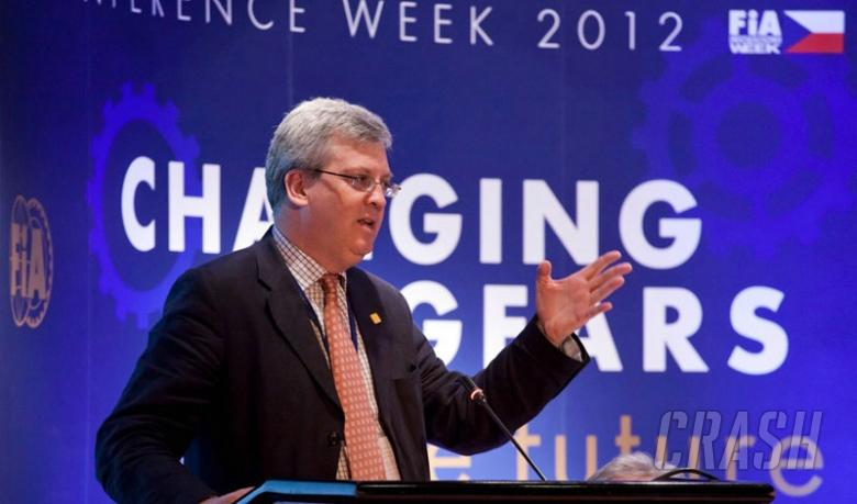 Ward: FIA falling short of IOC governance standards