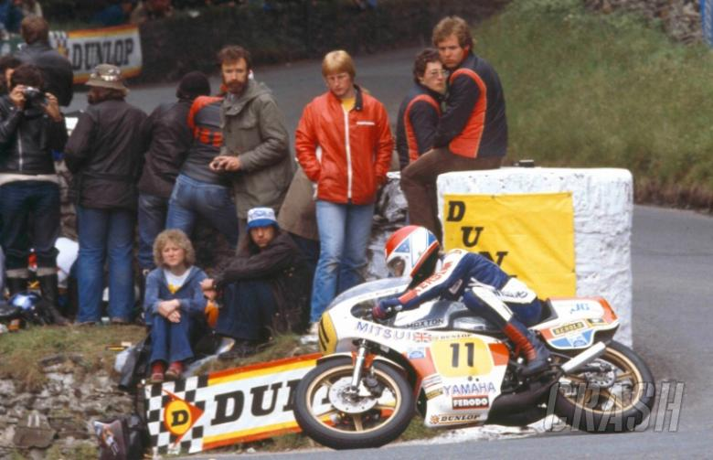 TT great Charlie Williams in Classic comeback