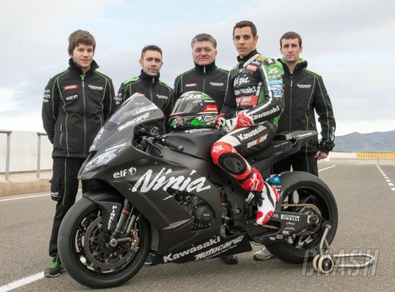 Kawasaki Racing adds EVO entry