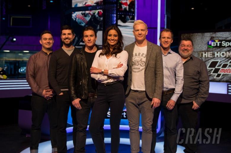 BT Sport reveals MotoGP TV line-up