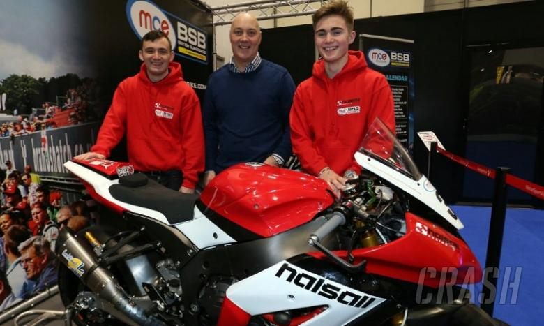 Teen Hartley to become youngest BSB rider