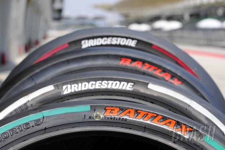 Bridgestone goes multi-coloured for MotoGP 2014