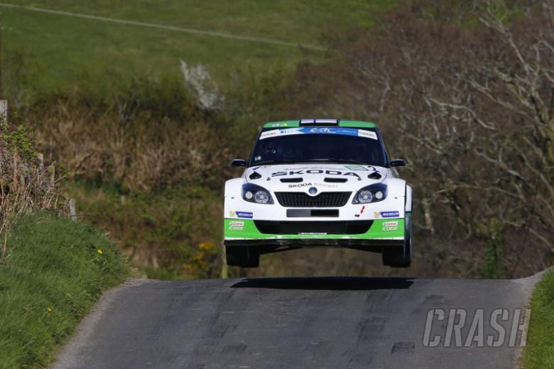ERC: Good Friday for Lappi on Circuit of Ireland
