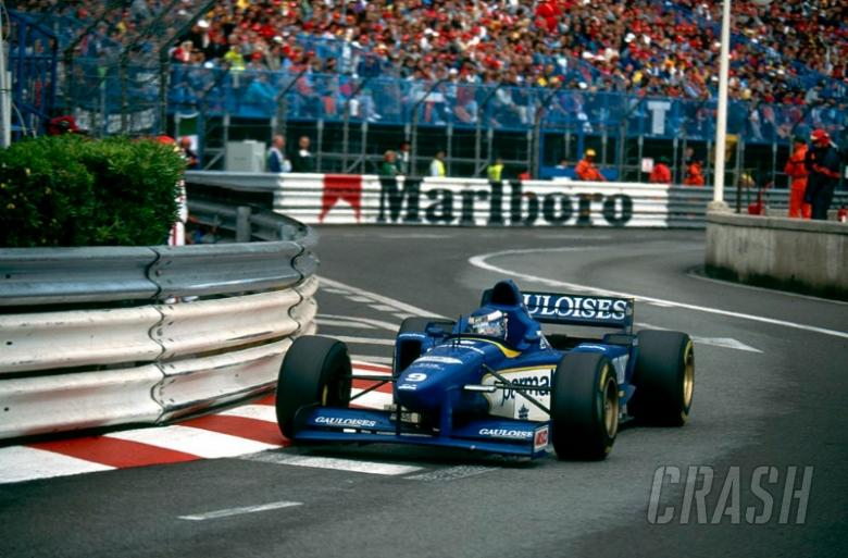 In memory of... 1996 Monaco GP, F1's Wackiest Race