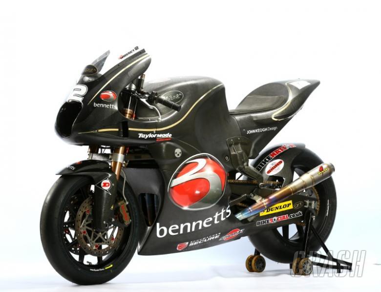 Moto2: Brough Superior to wild-card at Silverstone