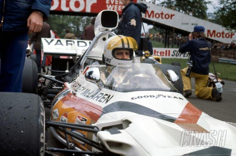 In memory of ... Denny Hulme