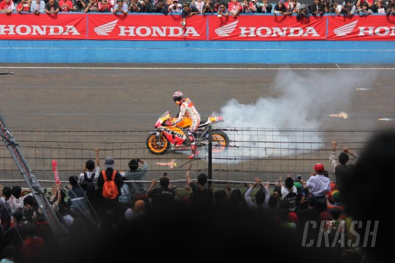 Indonesia MotoGP popularity 'astonishing'