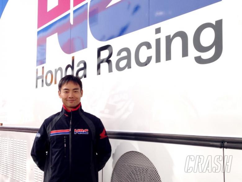 Aoyama becomes Honda test rider, RC213V-RS debut