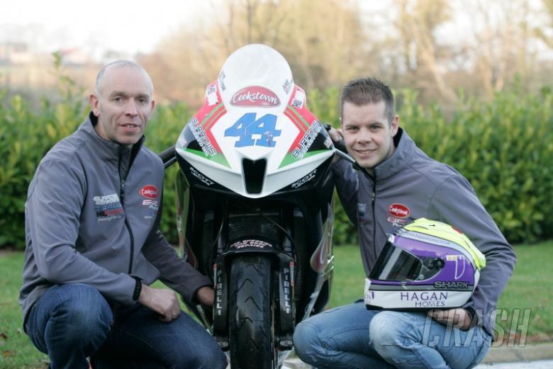 Jamie Hamilton replaces Dan Kneen at B.E. Racing