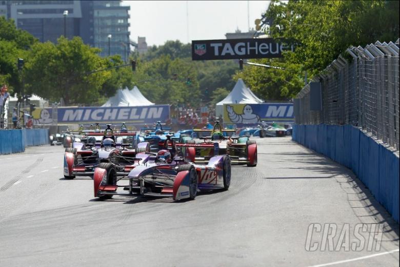 Formula E 2015-2016 team names announced