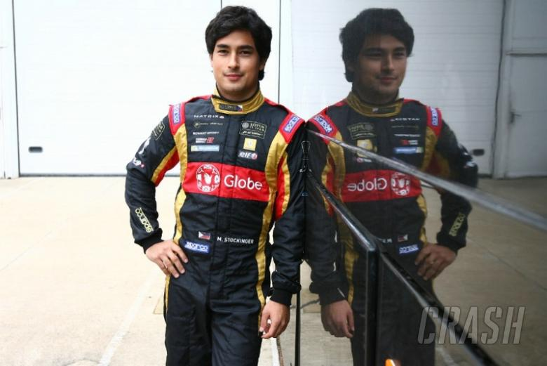 Stockinger returns to Status Grand Prix for rookie GP2 year