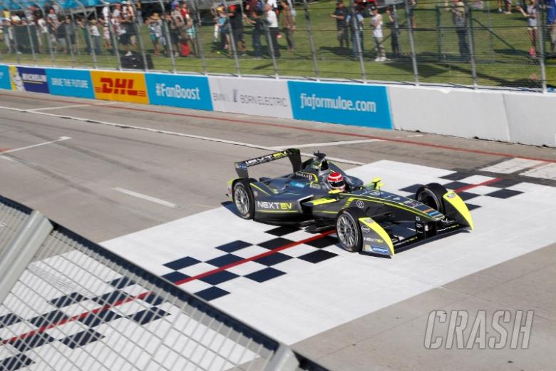Moscow ePrix - Race results