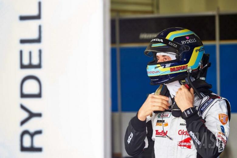 Rickard Rydell retires from racing