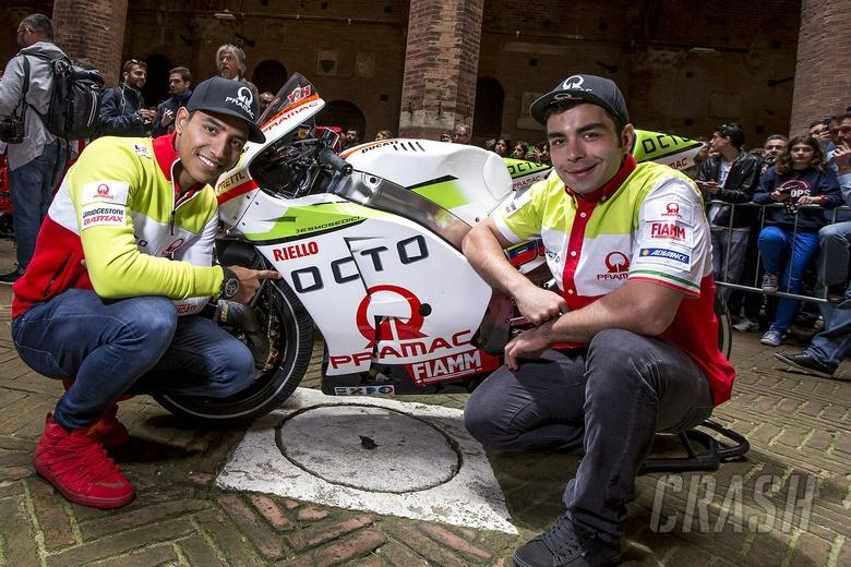 Pramac in new sponsorship deal with Octo Telematics
