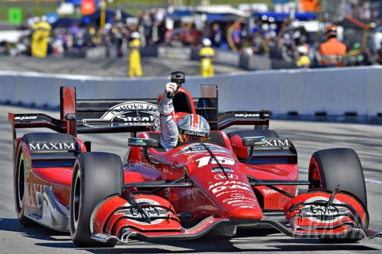 Mid-Ohio: Race results