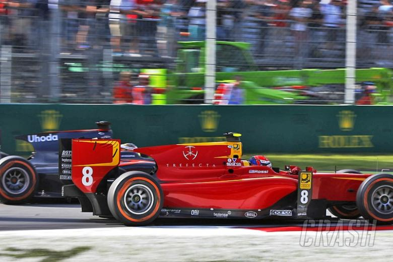 Monza: GP2 feature race results