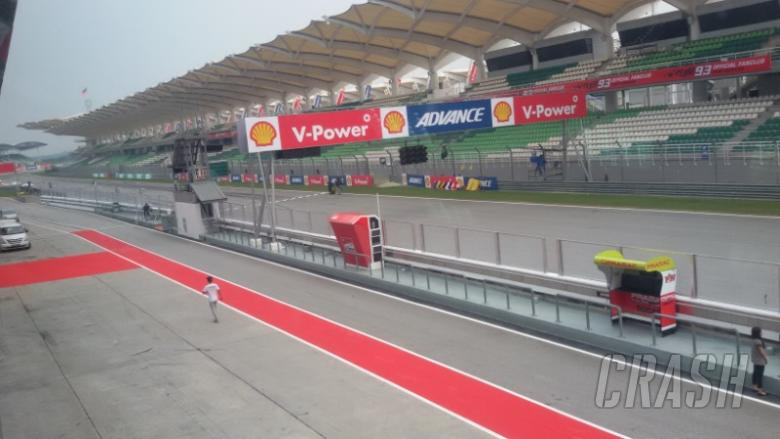 MotoGP monitoring haze at Sepang