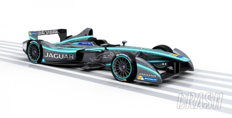 Jaguar announce Carroll, Evans as Formula E drivers