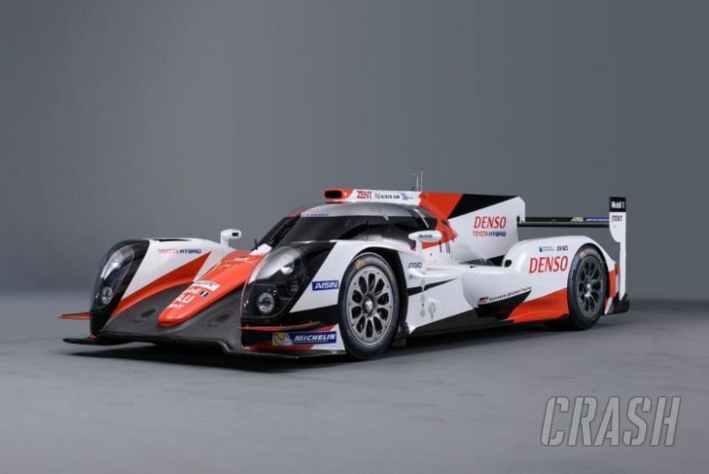 WEC: Toyota unveils new livery, promotes Kobayashi