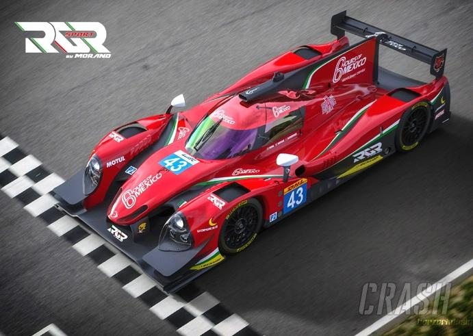 WEC: Senna to WEC with Ligier LMP2 effort