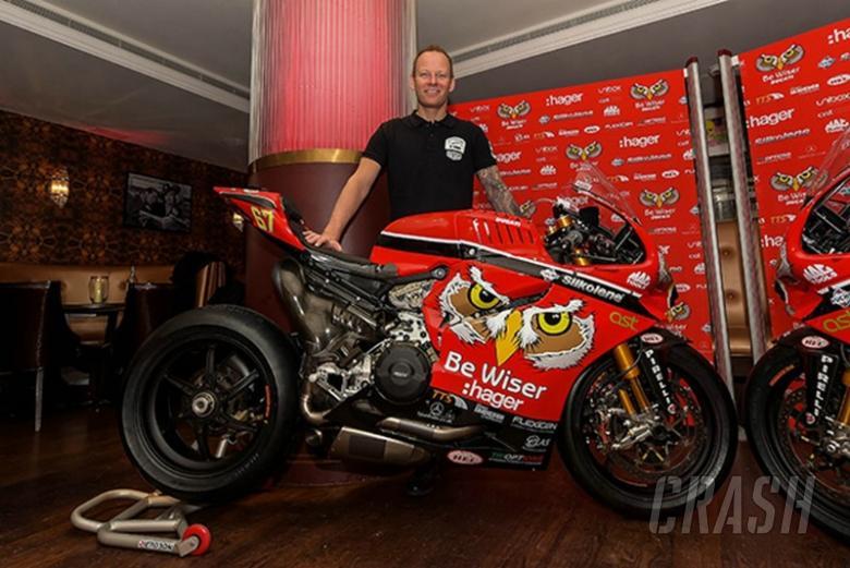 Be Wiser Ducati gives fresh motivation for Byrne