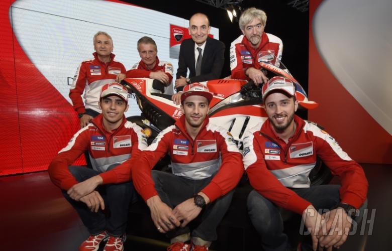 Ducati: 'Back to winning races' in 2016?