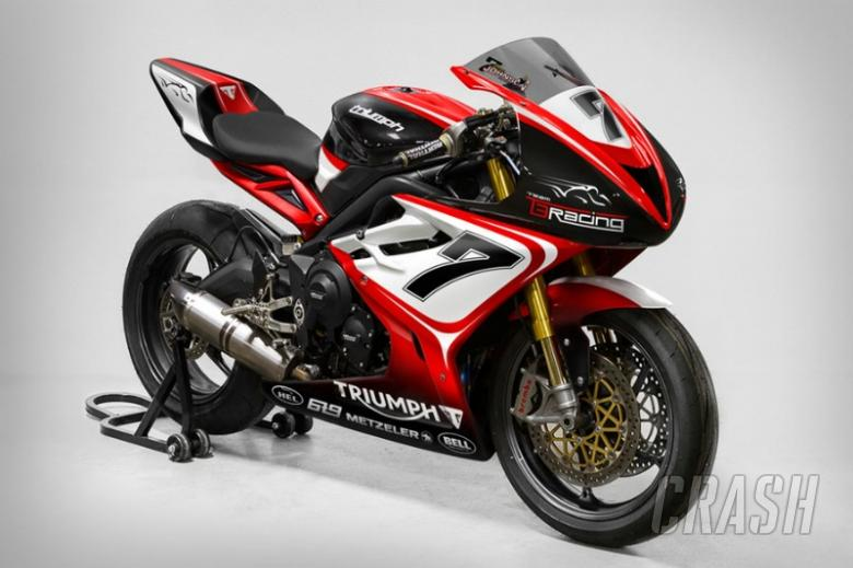 Johnson's T3 Racing Triumph up for grabs after TT
