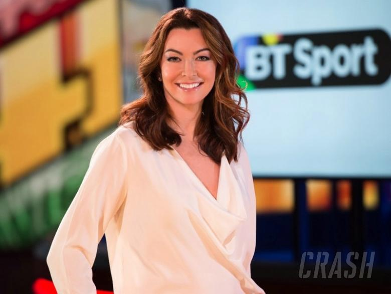 Suzi Perry: Motorsport needs Rossi, Hamilton figures